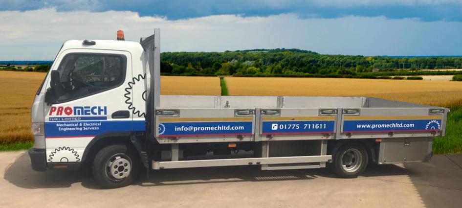 Truck Promech Lincolnshire